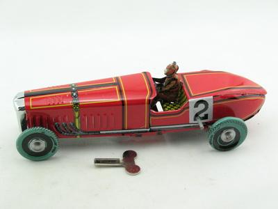 Blechspielzeug Auto Packard Paya Nachbau türkis  1030208