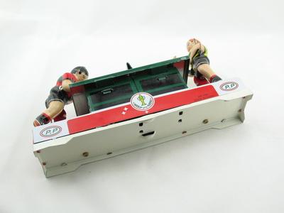 Blechspielzeug Tischtennis mit 2 Spielern     1230358