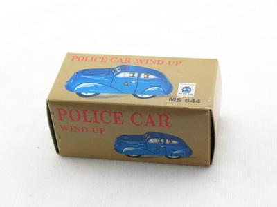 Blechspielzeug Auto Polizei aus Blech 7cm  4410644