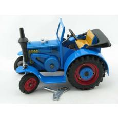 Traktor Eilbulldog HR7 von KOVAP - Blechspielzeug