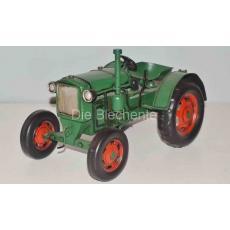 Blechmodell - Traktor, Schlepper Deutz 1949 ca. 28 cm