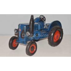 Blechmodell - Traktor, Schlepper Lanz 1957 ca.31 cm