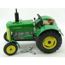 Traktor Zetor 50 super von KOVAP grün, Neuheit 2014 - Blechspielzeug