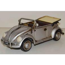 Blechmodell - VW-Käfer Cabrio 1952