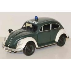 Blechmodell - VW-Käfer Polizei
