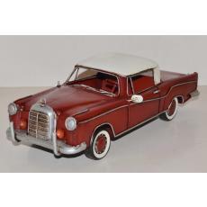 Blechmodell - Oldtimer Mercedes 220SE Coupe