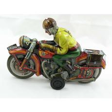 Blechspielzeug - Motorrad PATRICK (Tipp & Co Nachbau) Made in Germany