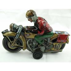 Blechspielzeug - Motorrad SEPP (Tipp & Co Nachbau) Made in Germany