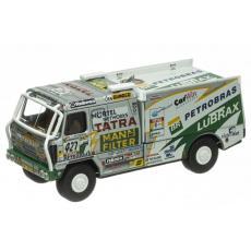 Tatra 815 LKW Rallye Dakar 2001 Petrobras von KOVAP, Neuheit 2021 – Blechspielzeug