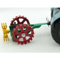 Traktor Zubehör Kartoffelschleuder von KOVAP - Blechspielzeug