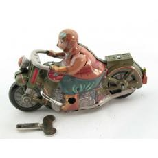 Blechspielzeug - Motorrad Solo Classic