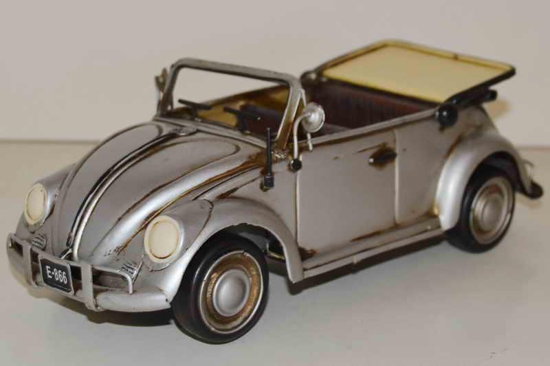 blechmodell vw k fer cabrio 1952. Black Bedroom Furniture Sets. Home Design Ideas