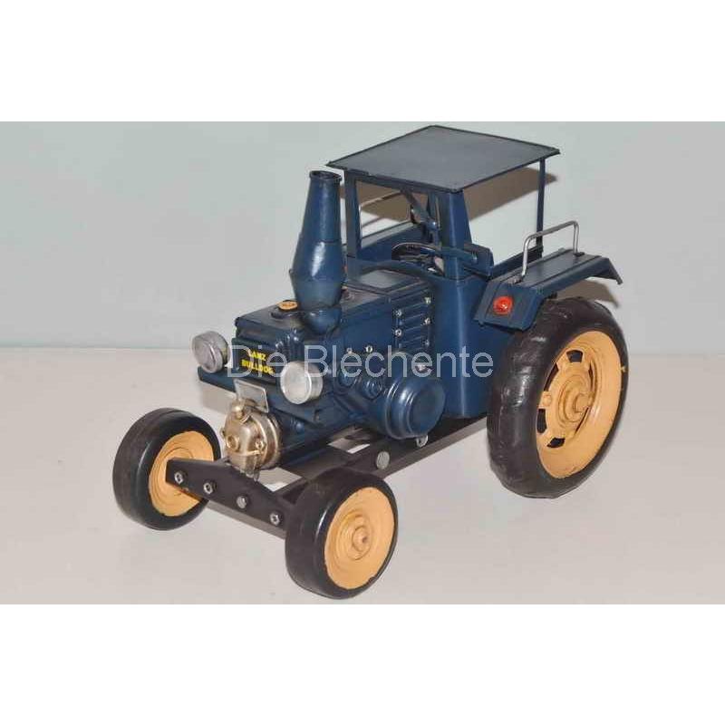Blechmodell - Traktor, Schlepper Lanz Ursus 1946, ca. 25 cm