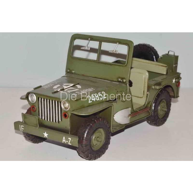 Blechmodell - US-Jeep 1941