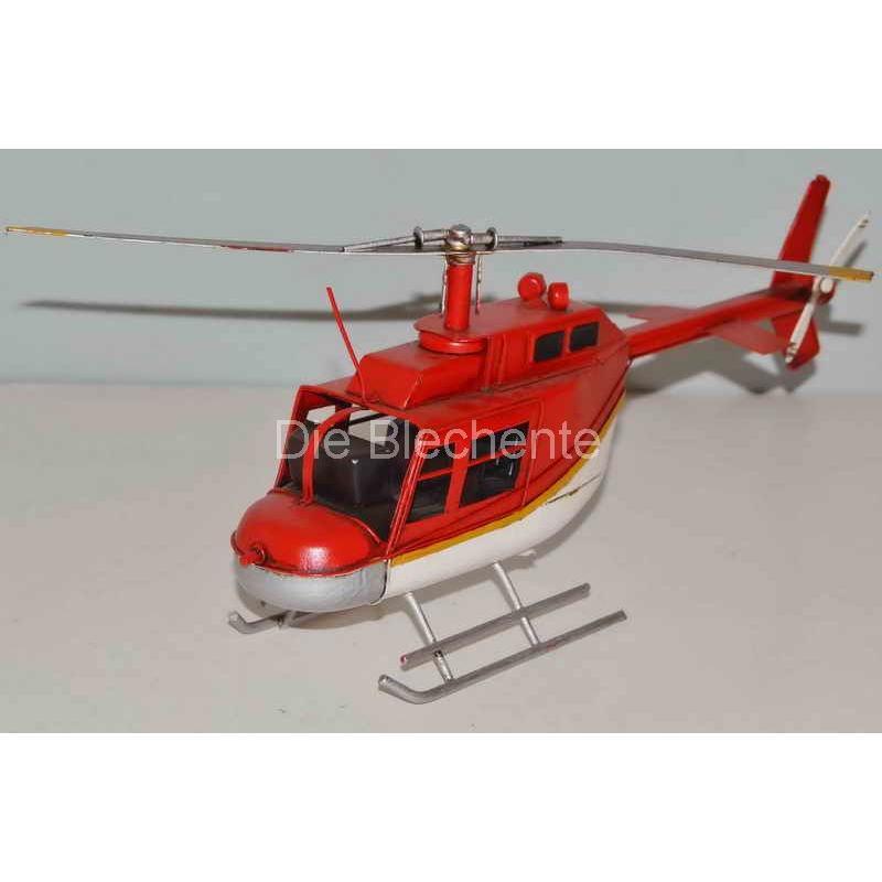Blechmodell - US-Hubschrauber Bell