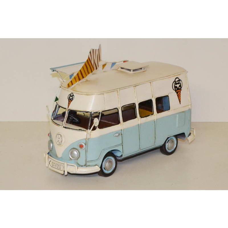 Blechmodell - VW Buss Bulli Eiswagen