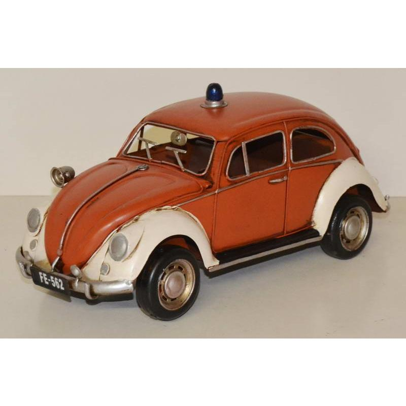 Blechmodell - PKW VW-Käfer Feuerwehr