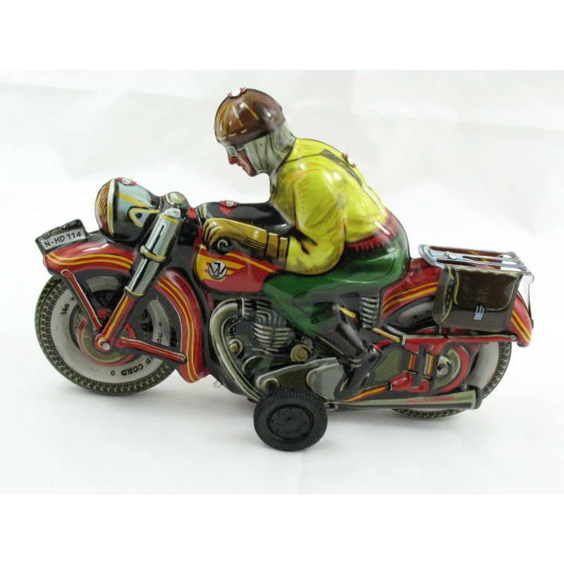 Blechspielzeug - Motorrad 'PATRICK' (Tipp & Co Nachbau) Made in Germany