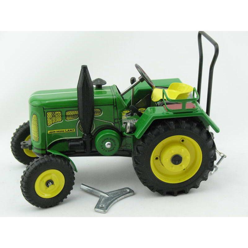 Traktor John Deere-Lanz D2416 von KOVAP - Blechspielzeug