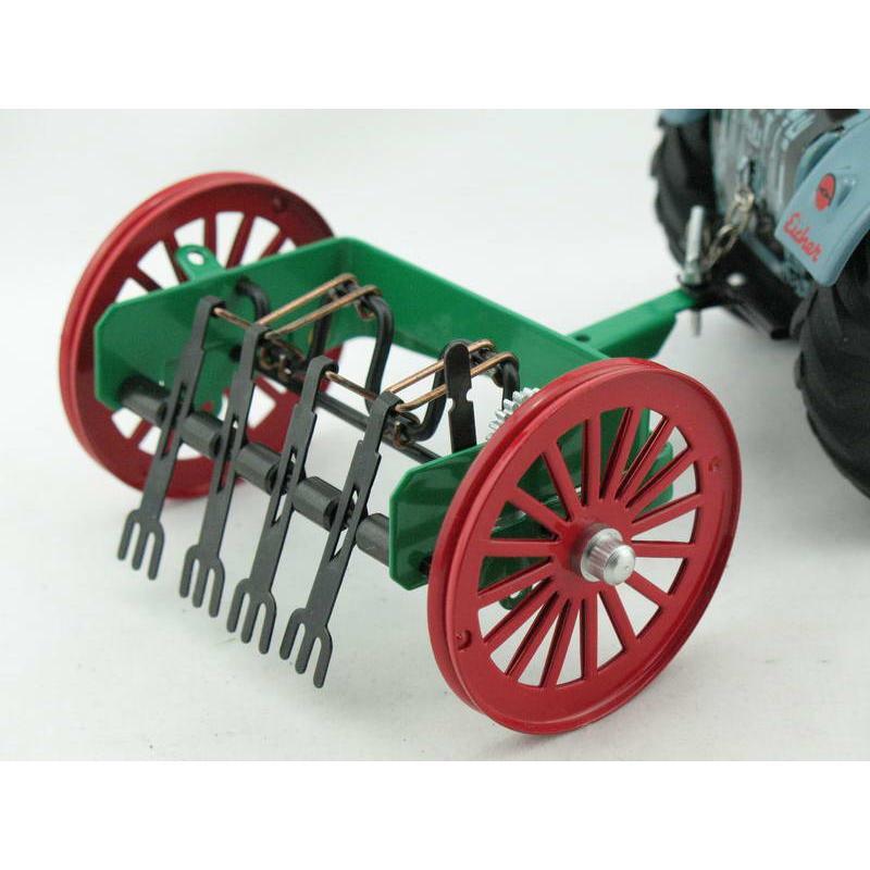 Traktor Zubehör Heuwender von KOVAP - Blechspielzeug