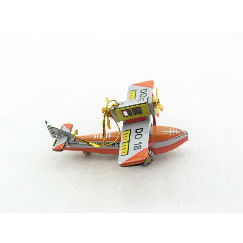 Blechspielzeug - Deko-Wasserflugzeug