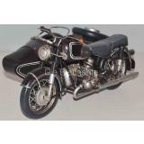 Blechmodell - BMW Motorrad mit Beiwagen