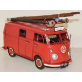 Blechmodell - VW-Bus T1 Feuerwehr-Gerätewagen 1966
